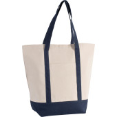 Shopper marinestijl