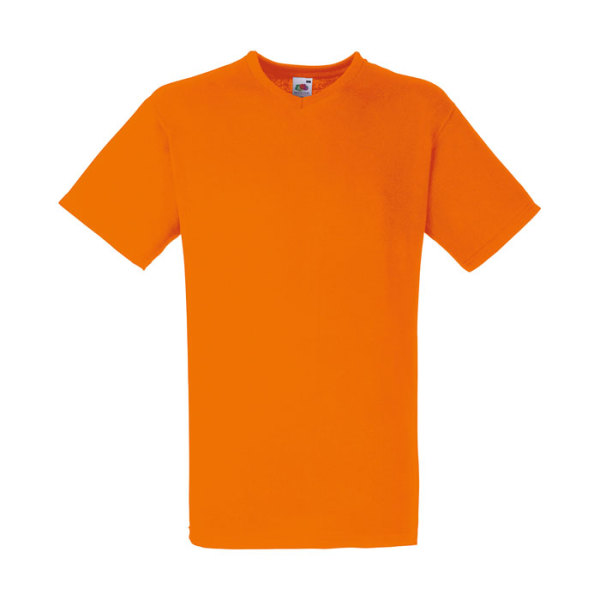 V-NECK T-SHIRT 61-066-0 - Heren T-Shirt 165 g/m²