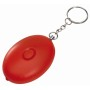 Pocket Alarm ACOUSTIC BOMB, Red