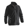 5901 Microfleece jacket black xxl
