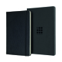 Moleskine Classic Leather Notebook black (OLD)