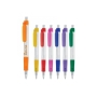 Balpen Vegetal Pen Clear transparant - Frosted Oranje