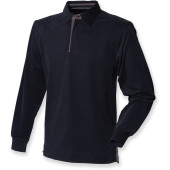 Long-sleeved rugby shirt