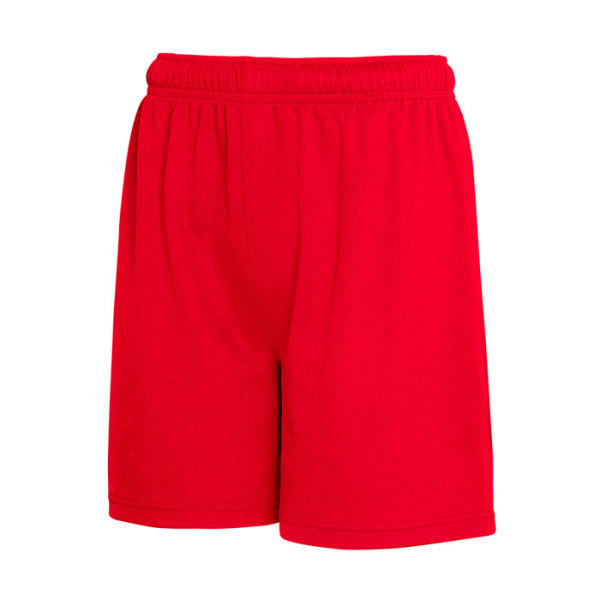 KID PERFORMANCE SHORT 64-007-0 - Kinderen Sportbroek
