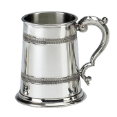Golf Trophie Celtic Embossed Tankard