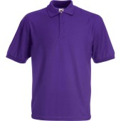 65/35 polo (63-402-0) purple 3xl