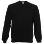 Classic raglan sweat (62-216-0) black 4xl