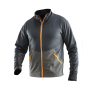 Jobman 5162 Flex jacket grafiet/oran 3xl