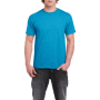 Gildan T-shirt Heavy Cotton for him heather sapphire XXL