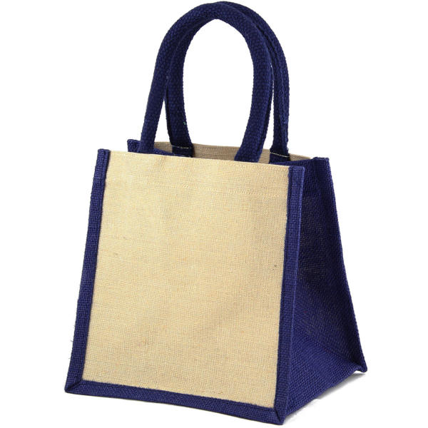 Laminated Jutton Shopper