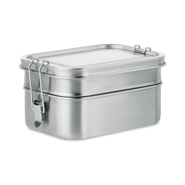 DOUBLE CHAN - Stainless steel lunch box