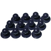 7906 BUTTONS 12-PACK NAVY