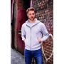Authentic Zipped Hood, Convoy Grey, 3XL, RUS