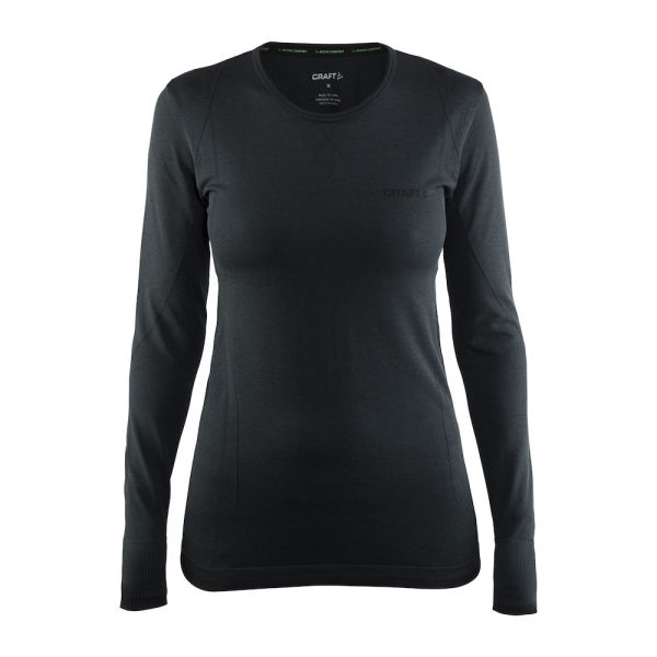 Craft Active Comfort Rn Ls Wmn Jerseys & Tees