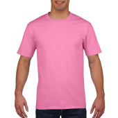 Gildan T-shirt Premium Cotton Crewneck SS for him Azalea S