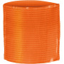 fluorescent orange one size