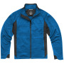 Richmond heren gebreid jack - HEATHER BLUE - XS