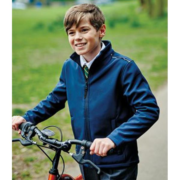 Kids Classmate Soft Shell Jacket