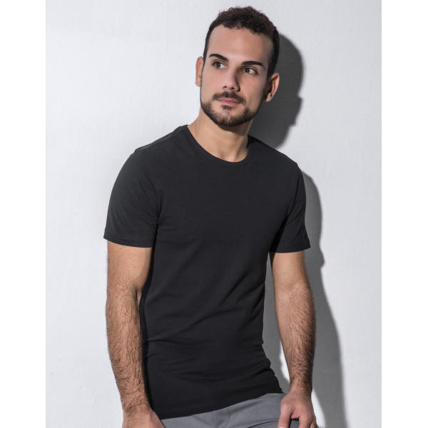 Eddie - Men's Organic Stretch T-Shirt