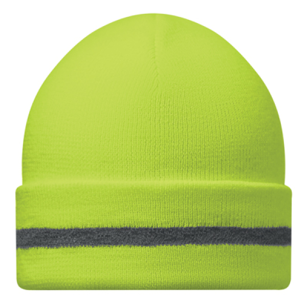 Neon colour, double layer beanie