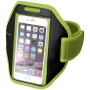 Gofax touchscreen smartphone armband - Lime