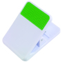 "Noteclip ""TO DO"" , white/green"