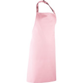 Colours bib apron pink one size
