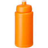 Baseline® Plus 500 ml flaska med sportlock - Orange