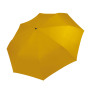 Opvouwbare mini-paraplu true yellow one size