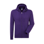 Authentic Zipped Hood, Purple, XS, RUS