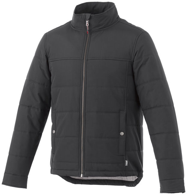 Bouncer heren geïsoleerd jack - Grey smoke - M