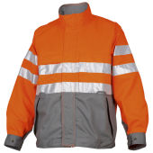 6401 JACKET HV ORANGE CL.3 XXL