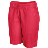 Damesbermuda washed red 32 nl (34 fr)
