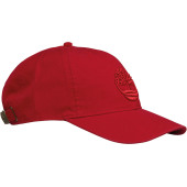 Baseball-cap red one size