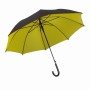 "Autom.Stickumbrella""Doubly""black/yellow"