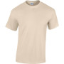 Heavy cotton™classic fit adult t-shirt sand 3xl