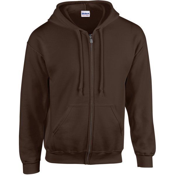 Heavy blend™adult full zip hooded sweatshirt