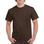 Gildan T-shirt Heavy Cotton for him dark chocolate XXXL