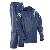 Jobman 6535 Rainsuit navy s