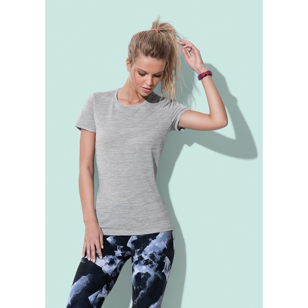 Stedman T-shirt Intense Tech Active-Dry SS for her