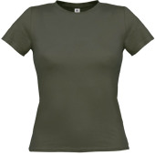 B&c women-only t-shirt khaki l
