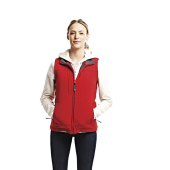 Ladies' Flux Softshell Bodywarmer