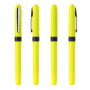 Grip Roller Black IN_Barrel/CA yellow_CL chrome_Grip black