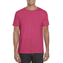 Gildan T-shirt SoftStyle SS for him heliconia XXL