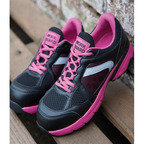 Ladies Lightweight S1P SRC Safety Trainers