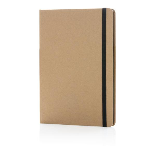 A5 recycled kraft notitieboek
