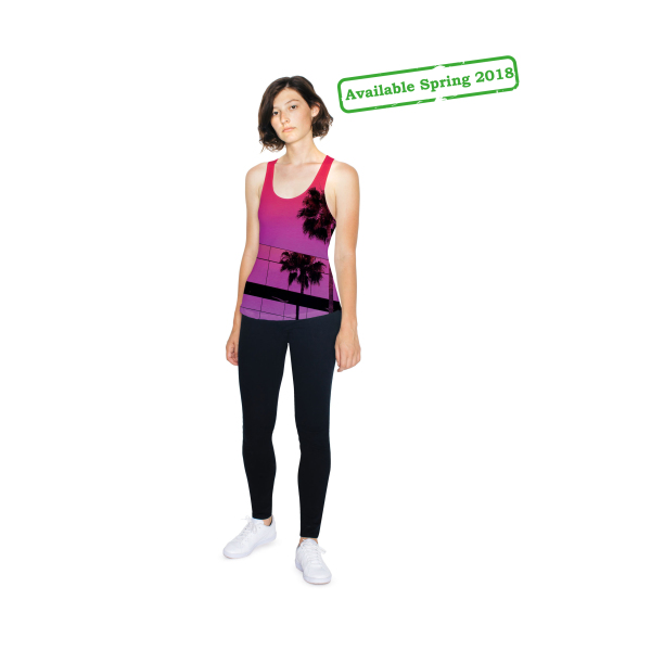 AMA Tanktop Racerback Sublimation For Her