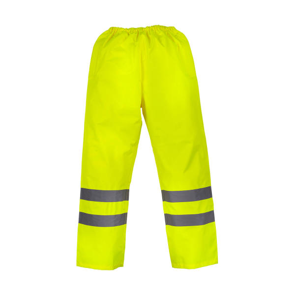 Over Trousers Fluo Yellow