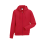 Authentic Zipped Hood, Classic Red, L, RUS