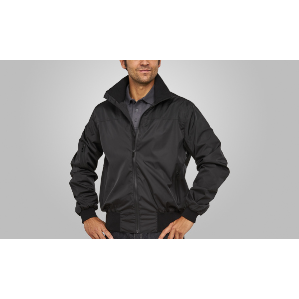 Macseis Jacket Light Combat for him Black